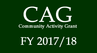 FY1718 Community Activity Grant